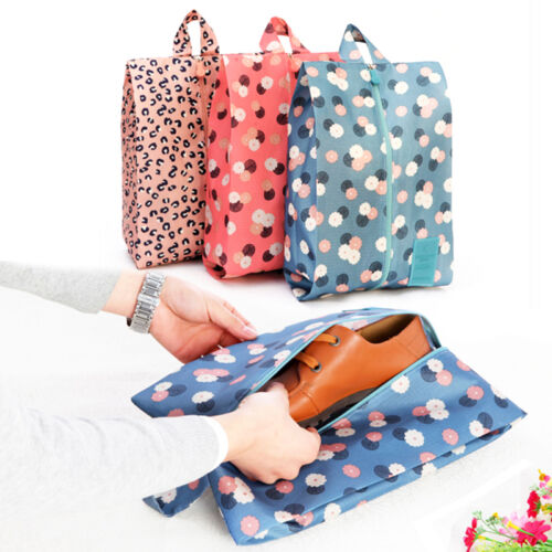 Waterproof Shoes Bag Travel Tote Toiletries Laundry Pouch Case Storage Organizer