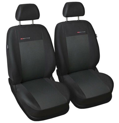 Front car seat covers fit BMW 3 Series P3 2 x front seats