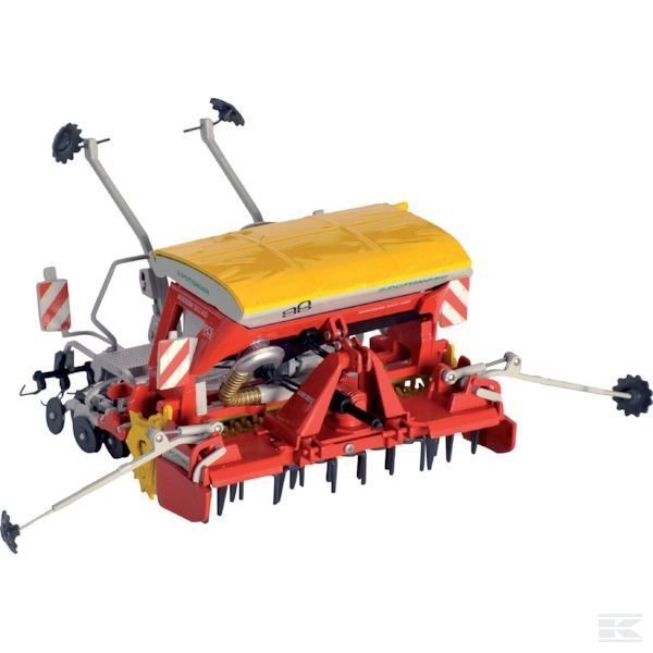 Ros Pottinger Aepinkm 30025 Seed Drill 1 32 Scale Model Toy Gift Christmas
