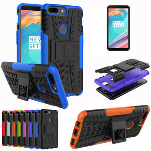 innovative design 36a33 f2c3a Details about Heavy Duty Armour Shock Proof Builders Tyre Case Cover For  Oneplus 3 3T 5 5T 6