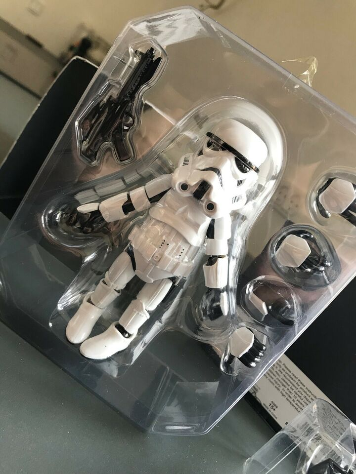 Star Wars stormtrooper figur, Herocross