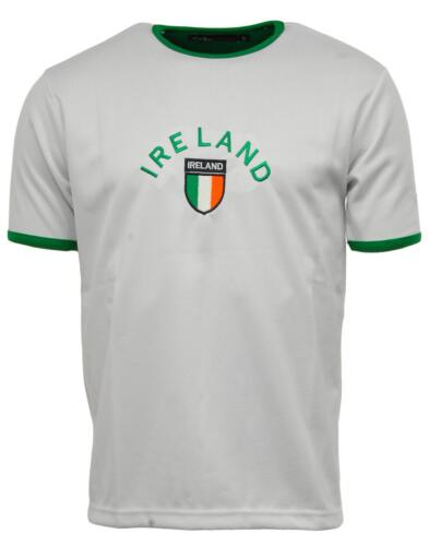 NEW IRELAND EIRE T-SHIRT TOP * FOOTBALL RUGBY SPORTS* S - 2XL