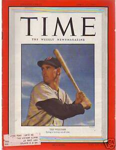 1950-Time-April-10-Ted-Williams-French-Indo-China-War