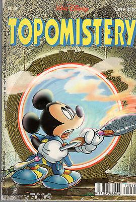 TOPOMISTERY=N°59 OTTOBRE/NOVEMBRE 1997=CON UNA STORIA DEL 1943/44