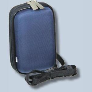 Hardcase-Tasche-fuer-Panasonic-Lumix-DMC-TZ81-TZ61-TZ71-Fototasche-blau-ybxlb