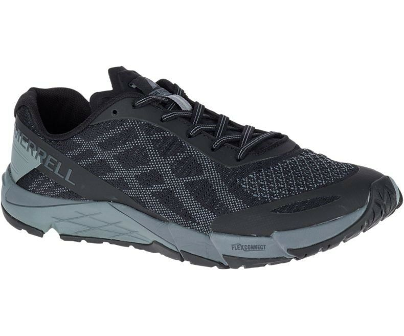 Merrell Barefoot Bare Access Flex E-Mesh Men, schwarz  | New Product 2019