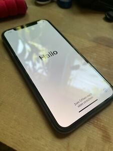 iPhone 11 Pro - 128GB/Space Gray/Cracked Back/Verizon/IC Locked - For Parts Only