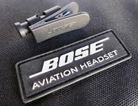 Bose Factory Aircraft Headset Down Cord Clip - Aviation X - Part