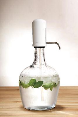 Getränkespender mit  Ausgießer  Wasserspender Spender Dispenser aus Glas 2,1  L