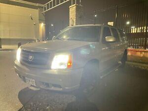 2004 Cadillac Escalade escalade esv propane/gas