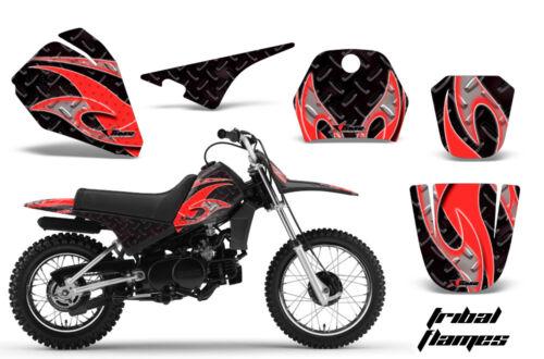 Dirt Bike Decal Graphic Kit Sticker Wrap For Yamaha PW80 PW 80 96-06 TRIBAL R K