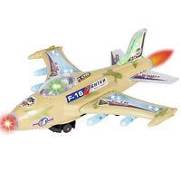 Kids Toy F-16 Figher Jet Airplane
