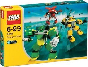 LEGO SYSTEM  4097   Mini Robots NEUF-NEW