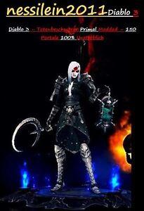 Diablo3-RoS-Ps4-Totenbeschwoerer-Necromancer-150-Portale-100-Perfekt-MODDED