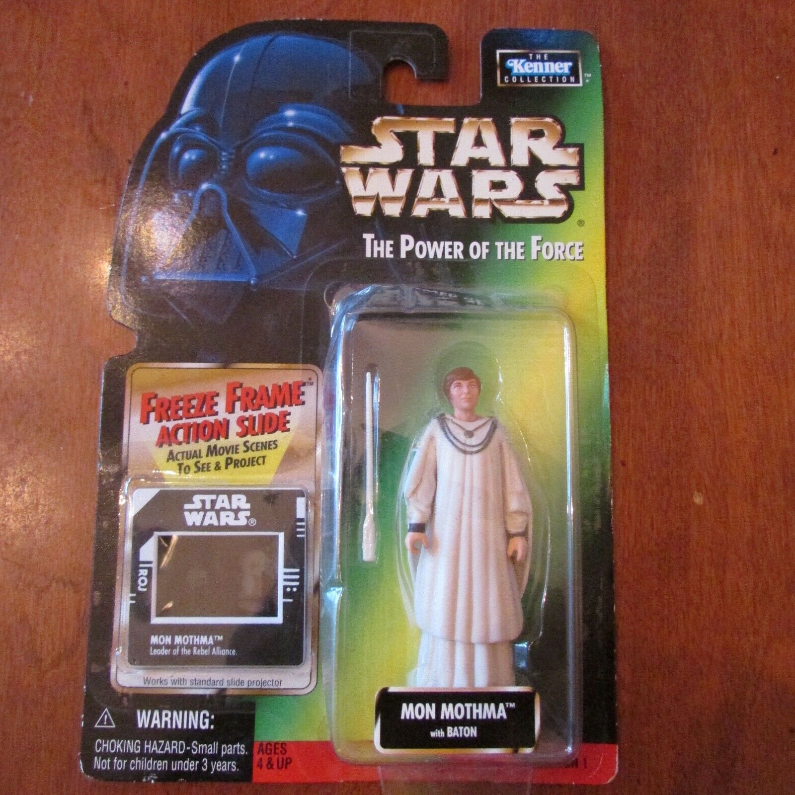 StarWars collection : Star Wars Figurine - new in box - unopened - MON MOTHMA