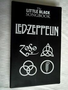PARTITION-THE-LITTLE-BLACK-SONGBOOK-LED-ZEPPELIN