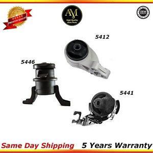 5446 3210 Front Engine Motor Mount For 2005-2012 Ford Escape Mazda Tribute 2.3L