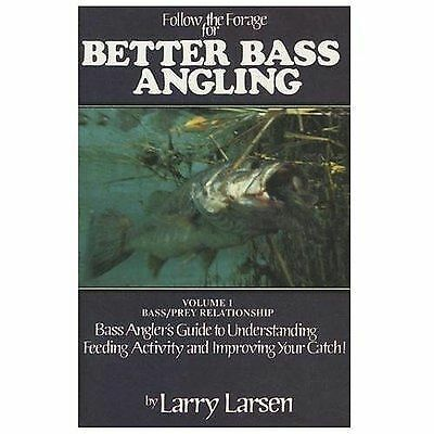 Bass Series Library: Follow the Forage for Better Bass Angling Vol. 1 :...