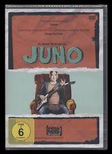 DVD JUNO - Top-Komödie mit ELLEN PAGE + JENNIFER GARNER + MICHAEL CERA ** NEU **