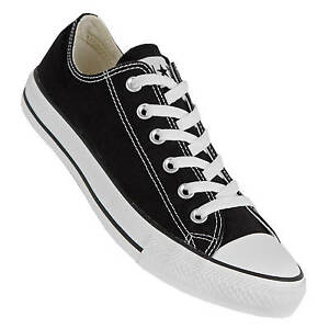 CONVERSE-Chucks-LO-NOIR-BLANC-ct-as-OX-plat-chucks
