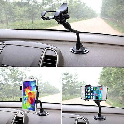 360° Rotation Car Mount Holder Windshield Bracket for GPS Mobile Phone Hot #I@C