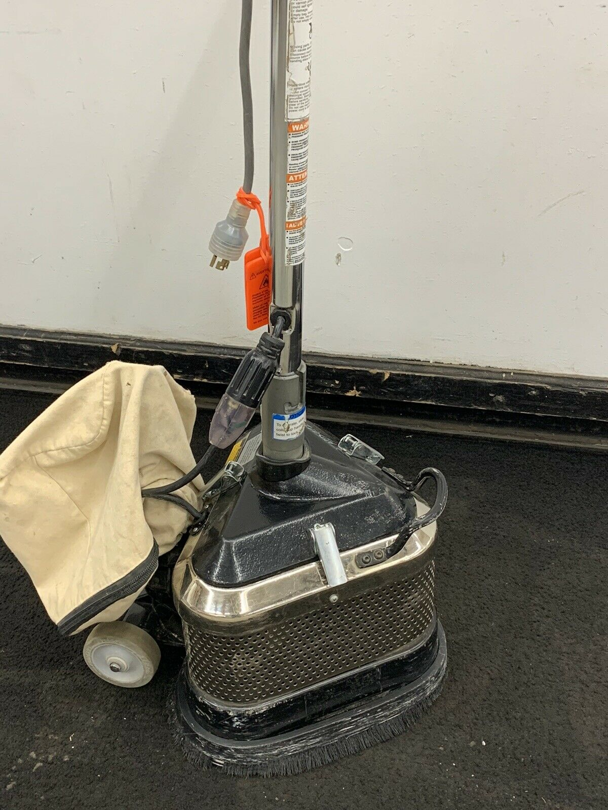 Clark Orbital 3 Disc Wood Floor Sander