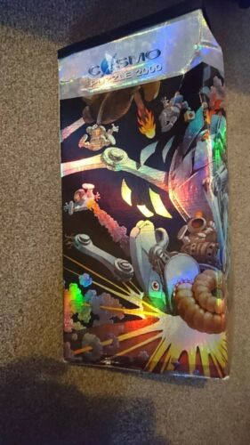 Heye Loup Space Crash Puzzle 2000 Pieces Brand New But Unsealed