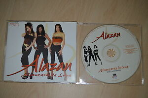 Alazan-Alcanzaras-La-Luna-CD-Single