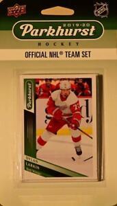 2020-Upper-Deck-Parkhurst-NHL-Detroit-Red-Wings-Team-Set-Blister-1-Pack