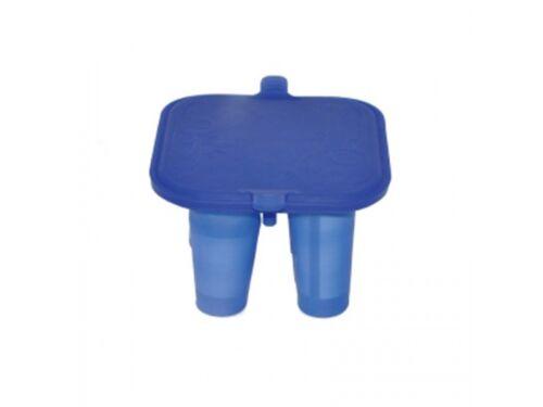 1 x 3D Sublimation Silikon Kurz Glas Weinflasche Becher Form Klemme Heiz Drucken