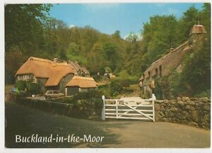 Cottages At Buckland Dartmoor 2003 Postcard 118a - <span itemprop=availableAtOrFrom>Aberystwyth, United Kingdom</span> - I always try to provide a first class service to you, the customer. If you are not satisfied in any way, please let me know and the item can be returned for a full refund. Most purcha - Aberystwyth, United Kingdom