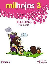 (14).lecturas Milhojas 3º.primaria. Nuevo. Nacional Urgente/internac. Económico