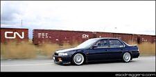 Honda Accord 90-93 CB3/CB7/CB9 SIGMA front lip.