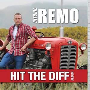 Ritchie-Remo-Hit-The-Diff-CD-Irish-Country-bonus-Hit-the-Diff-Dance-Version