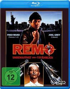 Remo-disarmato e pericoloso-Uncut [Blu-Ray/Nuovo/Scatola Originale] Fred Ward, Joel Grey