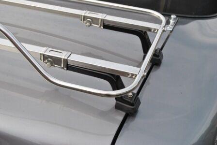 Mazda MX5 Luggage Boot Rack Stunning Stainless Steel Rack Fits MK1 MK2 MK3