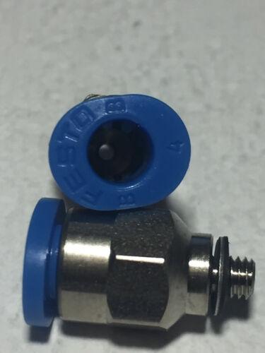 Nº Festo qsm-b-m3-4 steckverschraubung rosca externa Mat 130894