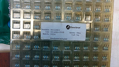 2P LITTELFUSE CG75L GAS DISCHARGE TUBE 5EA 650V 4KA