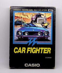 Casio-msx-car-fighter
