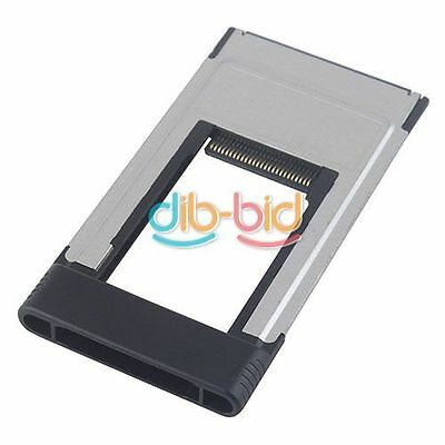 ExpressCard Express Card 34mm to PCMCIA PC Card CardBus Adapter for Laptop SS