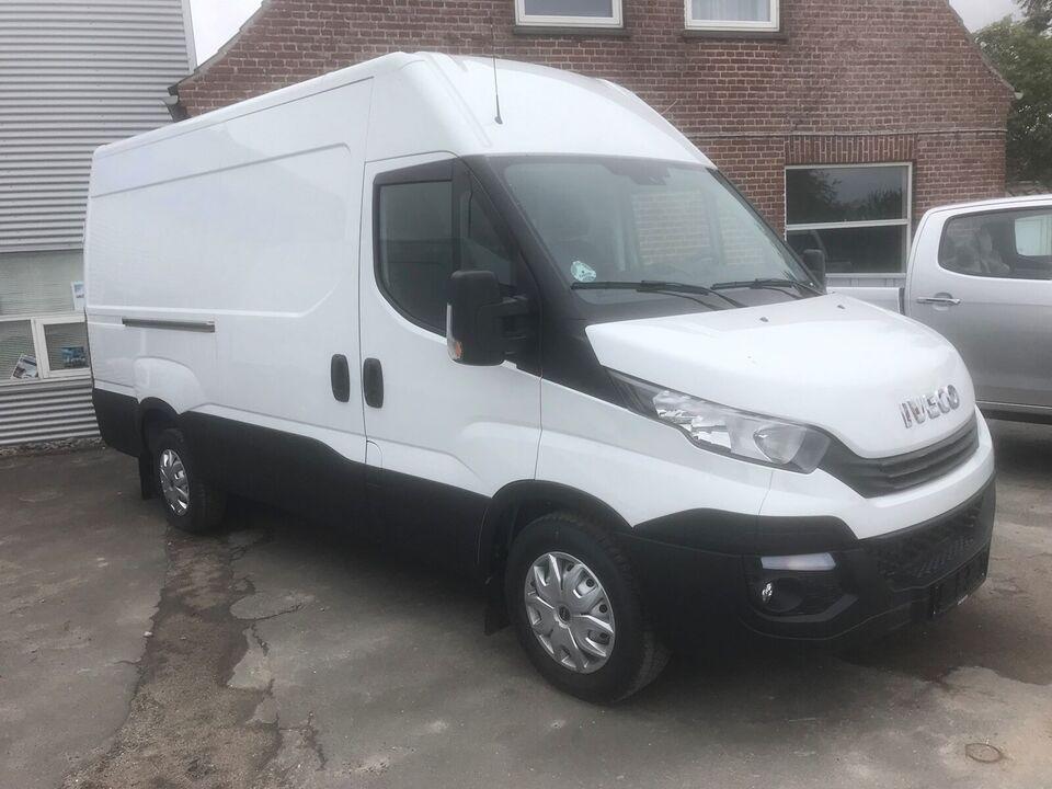 Iveco Daily 2,3 35S16 12m³ Van AG8 Diesel