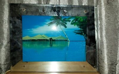 Art Earnest Light Up Picture Mirror Easy And Simple To Handle