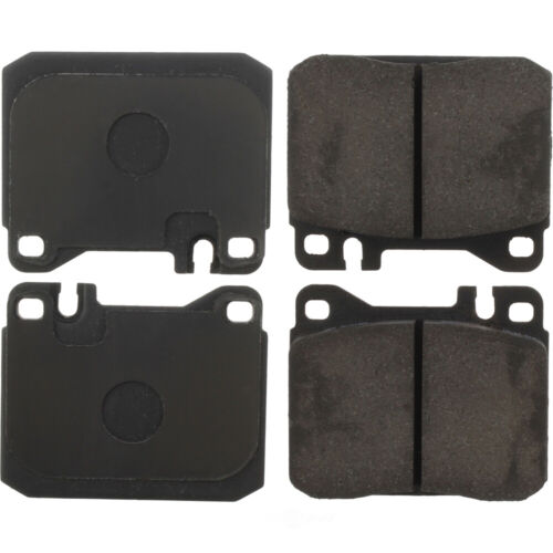 Disc Brake Pad Set-C-TEK Ceramic Brake Pads Front Centric 103.01451