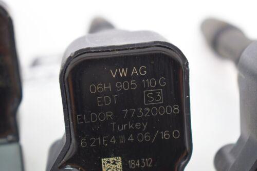 F5 Coupe Zündspule mit Zündkerzenstecker 06H905110G A5 Audi S5