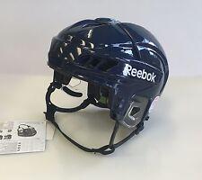 New Reebok 11K Olympics Pro Stock/Return size small ice hockey helmet navy blue