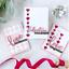 Stanzschablone Herz Kette Hochzeit Weihnachts Geburstag Karte Album Tagebuch DIY
