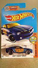 Hot Wheels Chevy Camaro Concept DHX16 J H