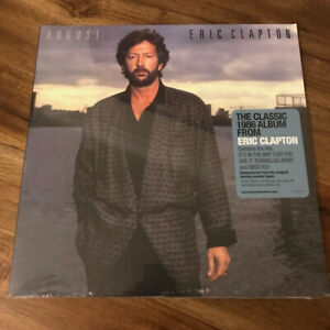 Eric-Clapton-August-Reprise-Duck-47736-1-Reissue-Remastered-Sealed-Phil-Collins