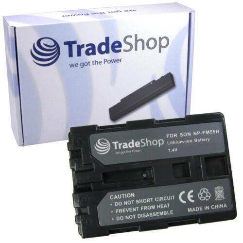 AKKU für Sony DCR-TRV355E TRV360 TRV361 DCR-TRV430