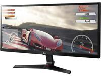 "LG 29UM69G-B 29"" FreeSync IPS WFHD Ultrawide Gaming Monitor, 2560 x 1080, 21:9,"